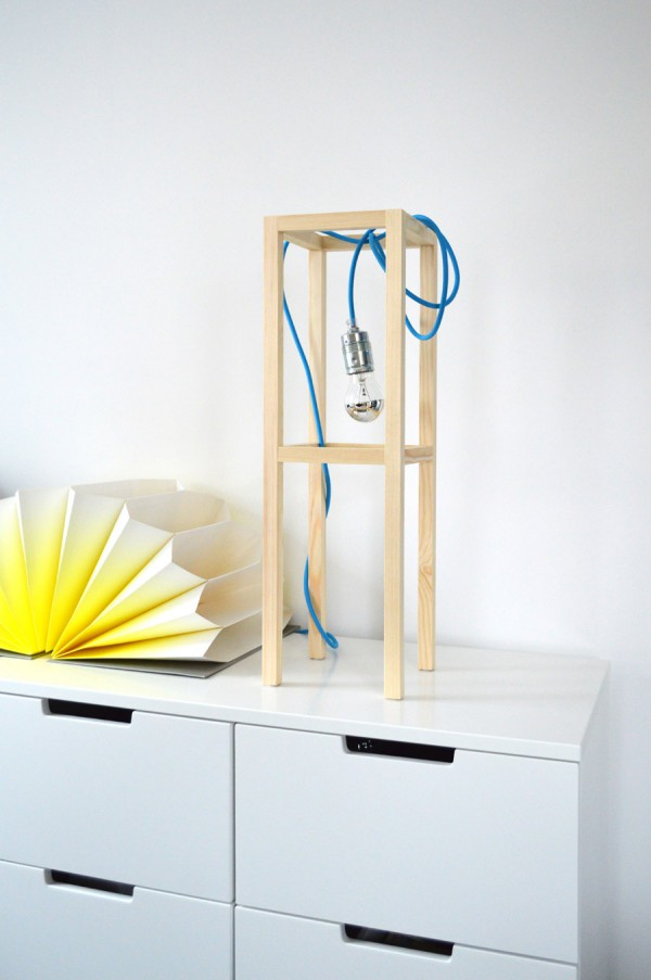 DIY Lampe selber machen (4)