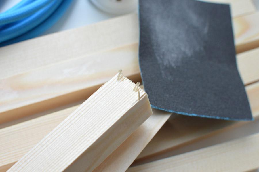 diy lampe tischleuchte selber machen ich designer. Black Bedroom Furniture Sets. Home Design Ideas