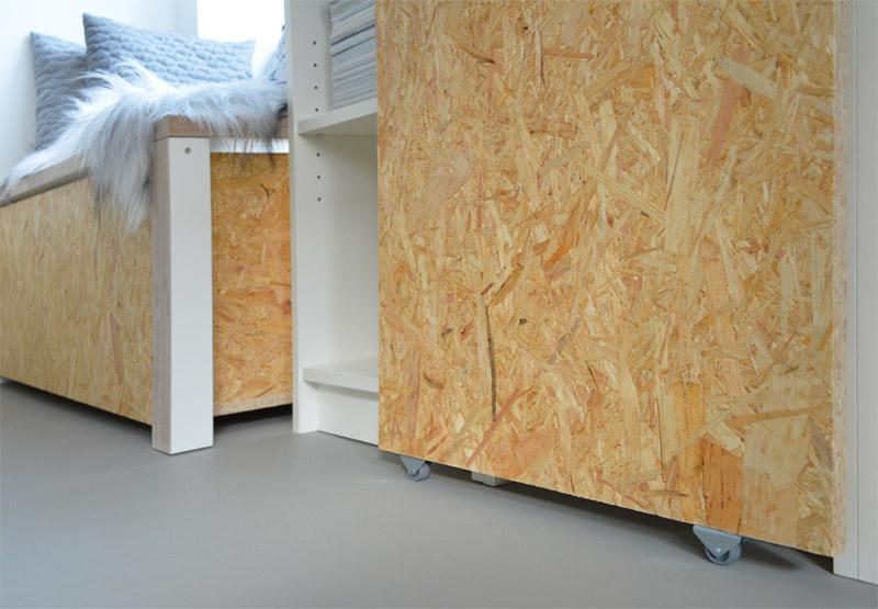 diy schiebet ren f r ikea billy regale selber machen. Black Bedroom Furniture Sets. Home Design Ideas