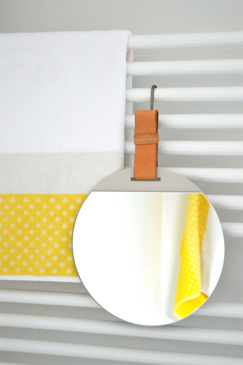 badstyling vorher nacher deko f r badezimmer in rot oder gelb. Black Bedroom Furniture Sets. Home Design Ideas