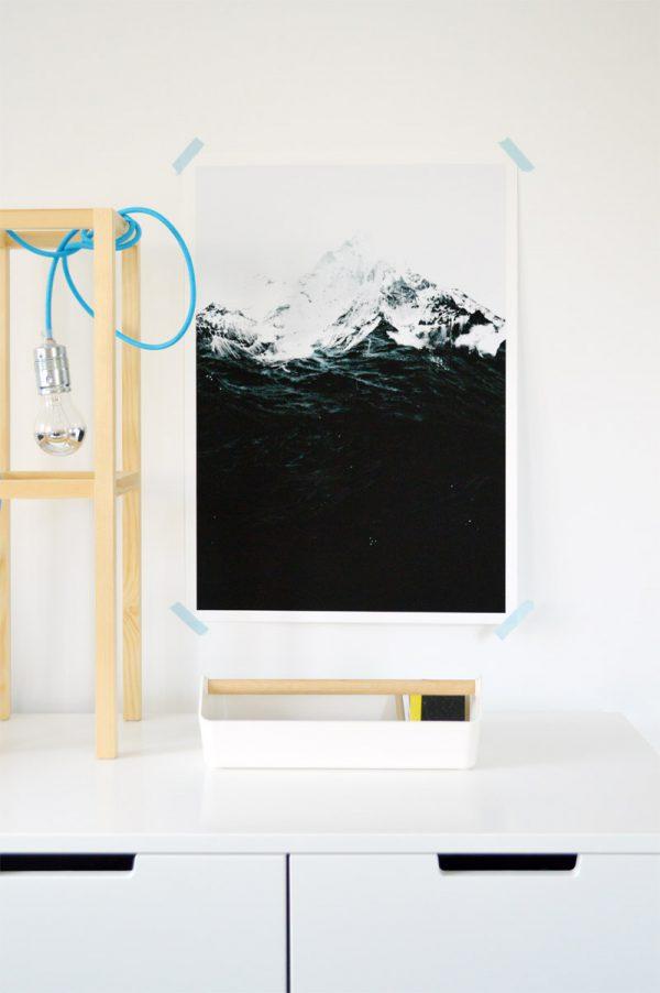 Wohnen mit Bildern Kunst Postern (5)