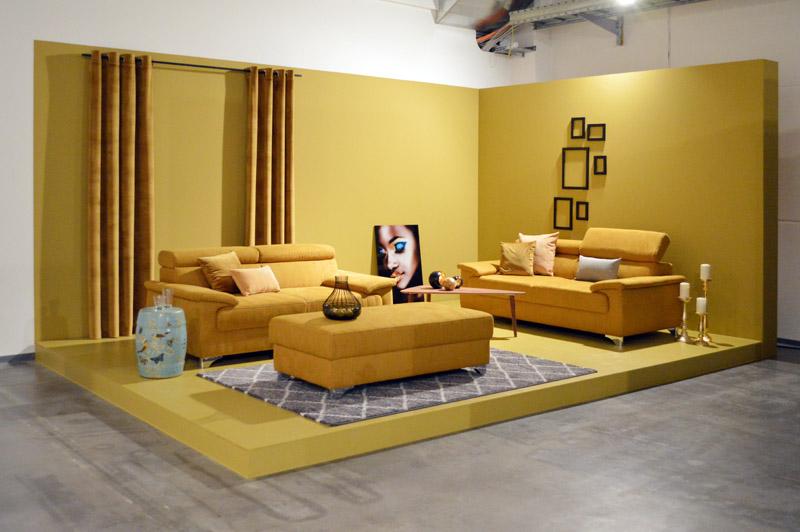 die farbe des jahres 2016 herbstlich einrichten mit goldocker. Black Bedroom Furniture Sets. Home Design Ideas