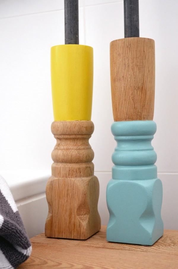 DIY Kerzenständer (1)