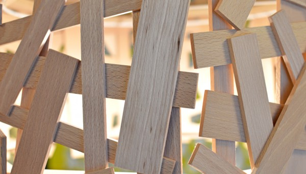 DIY Lampe Holz (1)