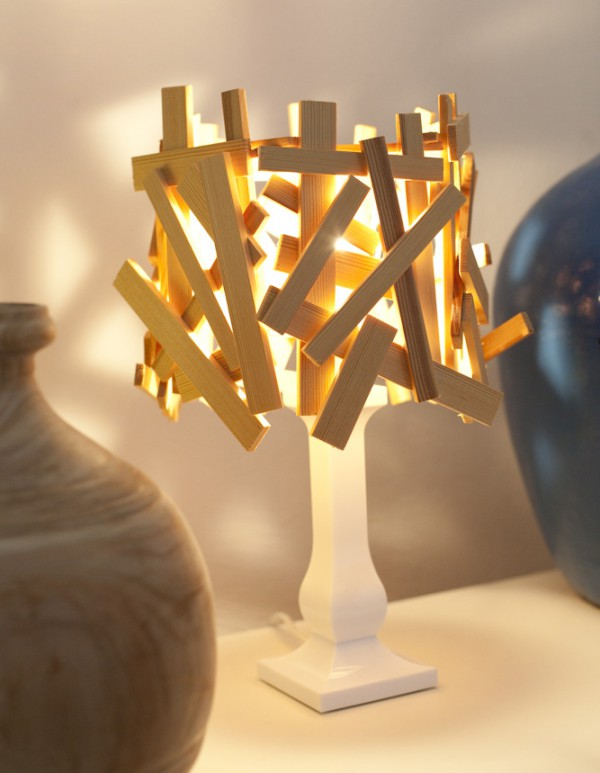 DIY Lampe Holz (6)