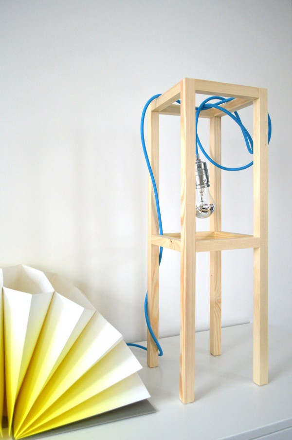 DIY Lampe selber machen (2)