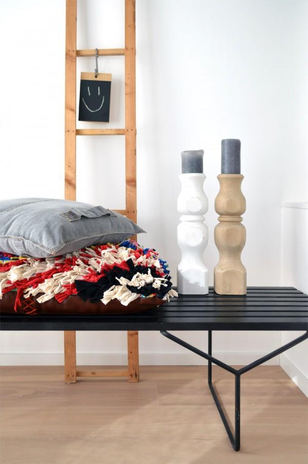 Kerzenständer DIY selber machen Holz (4)