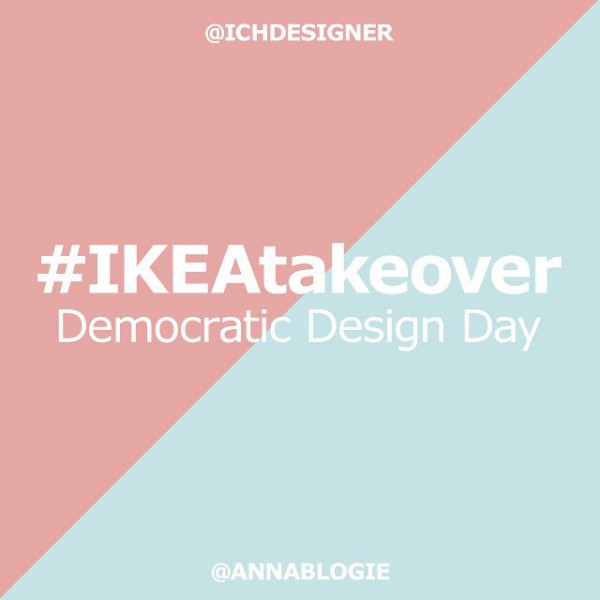 Ikea takeover Blogger