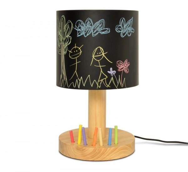 Kids Lamp Tafellampe Doodle (1)