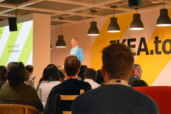 Peter Agnefjäll IKEA Ceo