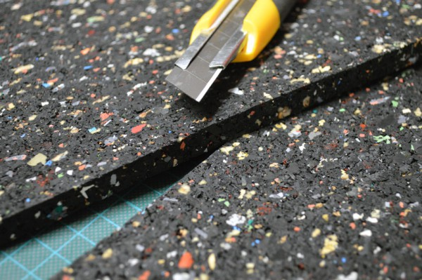 6 DIY Antirutschmatte