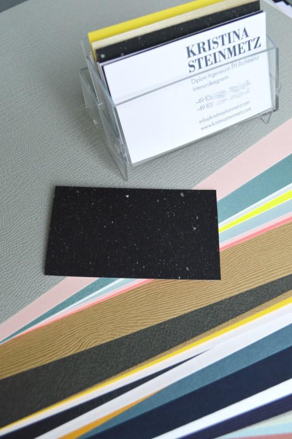 DIY Visitenkarten selber machen (1)