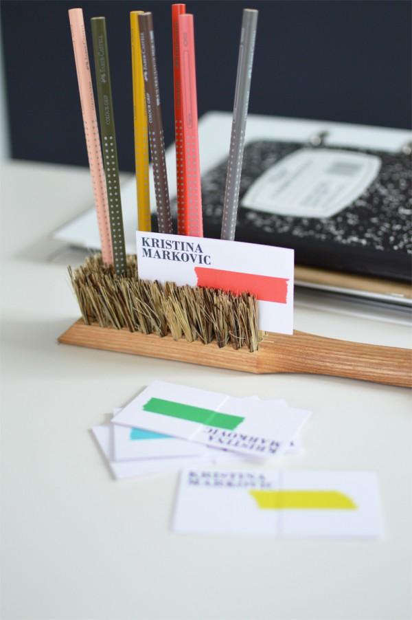 DIY Visitenkarten selber machen (6)