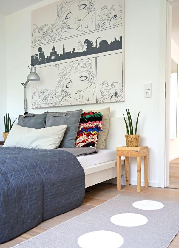 Gästezimmer DIY Bild Pappelina HK Living
