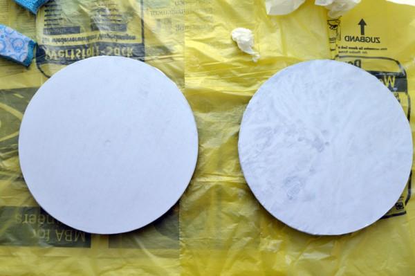 Marmor Uhr selber machen DIY Photo Patch (14)