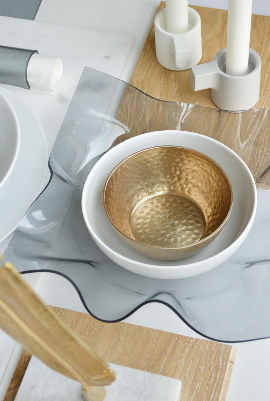 Top Plexiglas im Ofen formen - How to oven form acryclic glass - DIY Bowls IC66