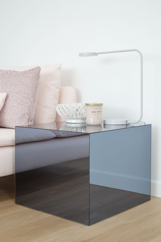 Ikea Hack Lack Table With Plexiglas Ikea Hack Lack Tisch Mit Plexiglas
